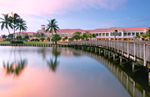 Wellington, Florida Lakefront Homes Community