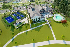 Return to the Carolina Gardens by Del Webb Feature Page
