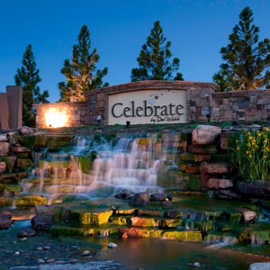 Return to the Celebrate by Del Webb Feature Page