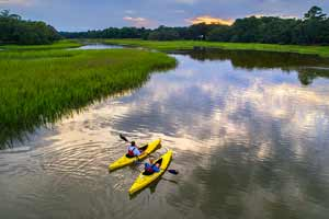 Return to the Kiawah River Feature Page