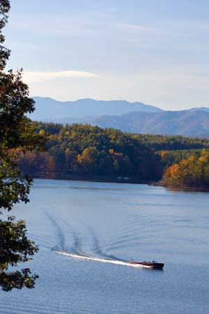 Read More About Lake James