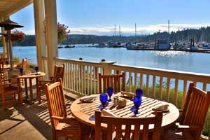 Return to the Port Ludlow Feature Page