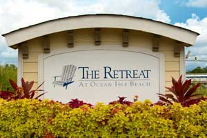 Return to the The Retreat at Ocean Isle Beach Feature Page