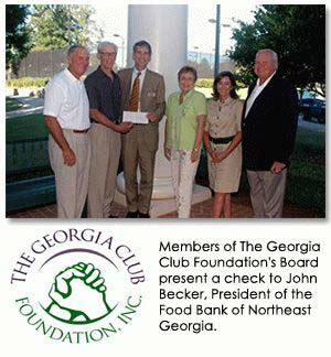 Read More About The Georgia Club