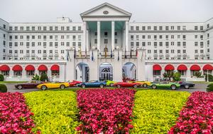 Read More About The Greenbrier Sporting Club