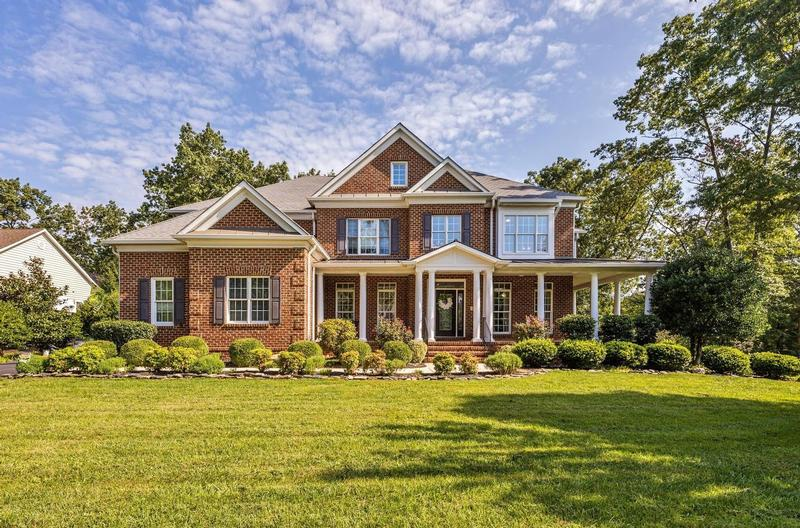 Read more about All Brick Custom Dream Home
