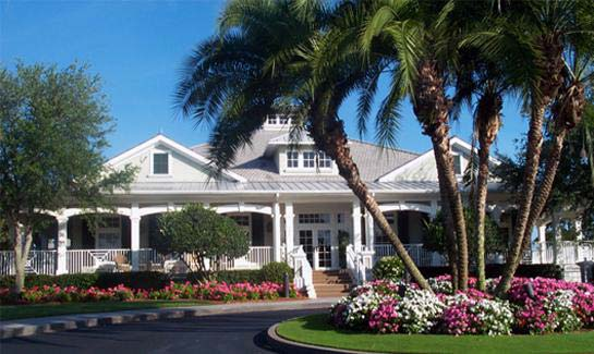 The Clubhouse at Indian River Club