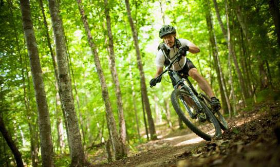 Briar Chapel features hiking, walking and biking trails throughout the community, eventually spanning 24 miles.