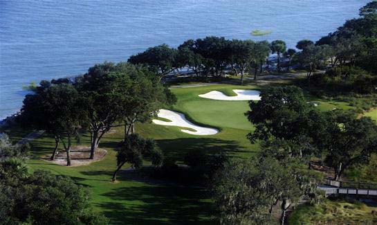 Haig Point's Rees Jones Signature Course