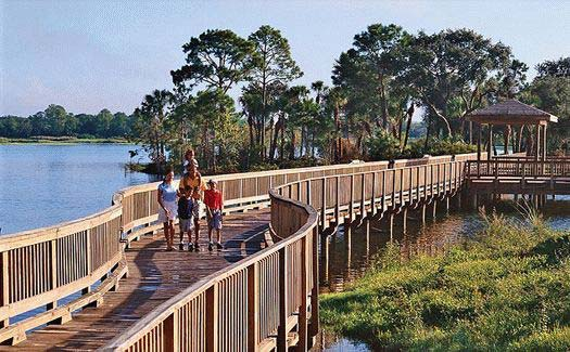 Lakewood Ranch Family Bridge