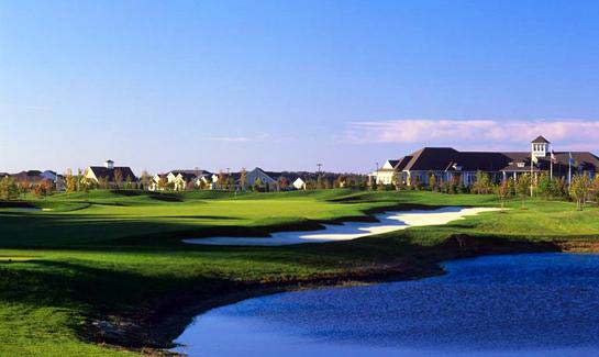 Golf Course Views at Heritage Shores