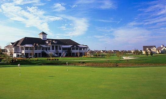 The Heritage Shores Clubhouse