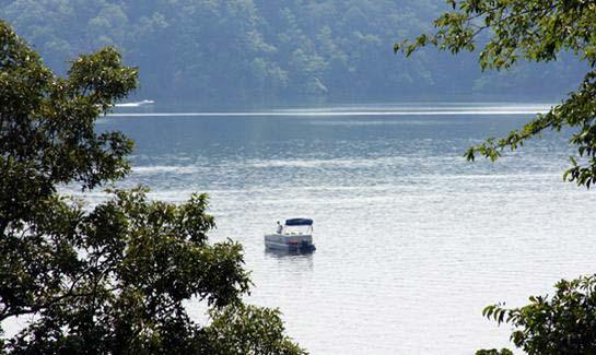 Residents of Grande Vista Bay have access to great fishing and boating right outside their door.