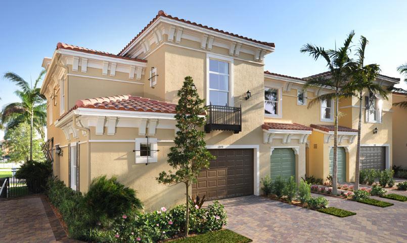Hollywood Homes Tour >> Artesia | Gated Community in Sunrise, Florida
