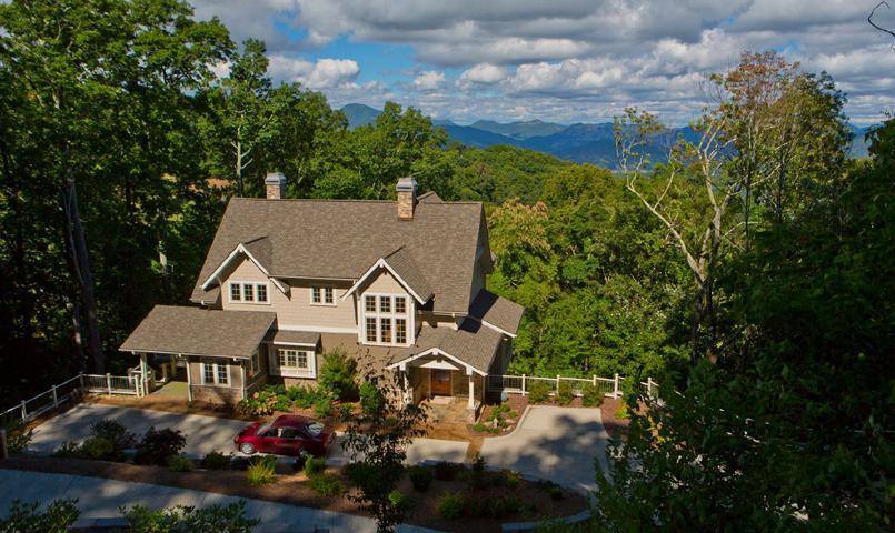 Avalon Gated Mountain Community Near Asheville Western