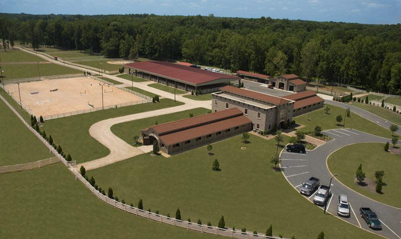 Cheval Equestrian Community In Charlotte Nc