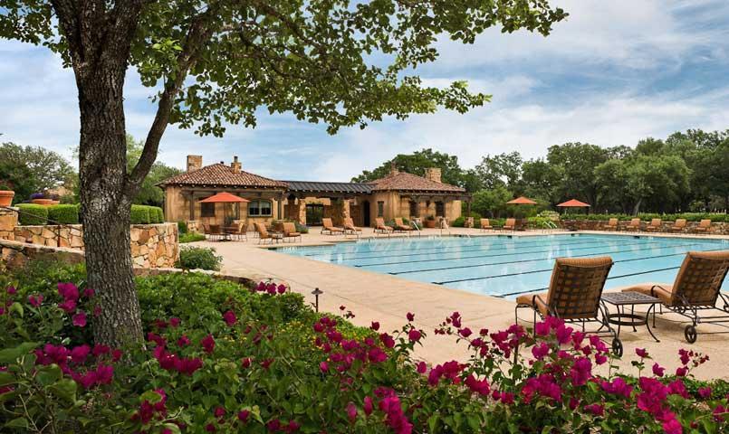Cimarron Hills Golf Community In Georgetown Texas