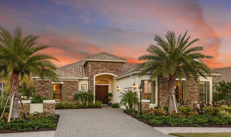 Country Club East Gated Golf Community In Lakewood Ranch Fl