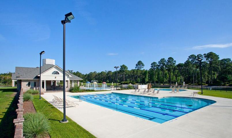 Cumberland Harbour Gated Community In St Marys Georgia