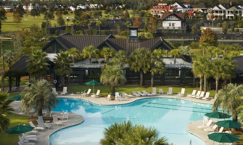 Daniel Island Luxury Golf Community In Charleston Sc
