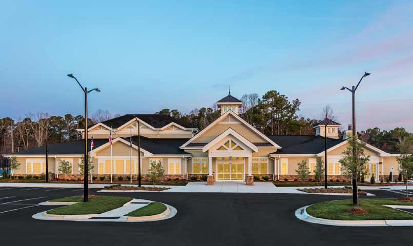 Del Webb At Traditions 55 Active Adult Community In