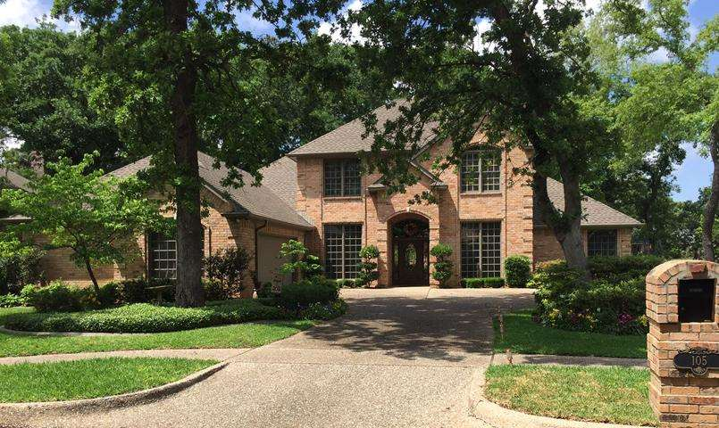 Eagle S Bluff Gated Golf Community Tyler Tx