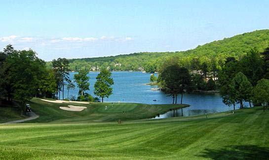 Fairfield Glade Golf Retirement Community In Fairfield Glade Tennessee