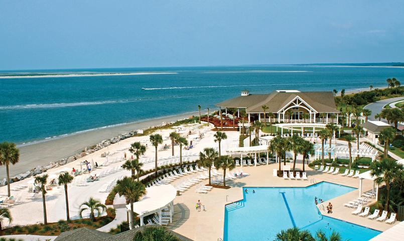 Seabrook Island South Carolina Beach Resort Community