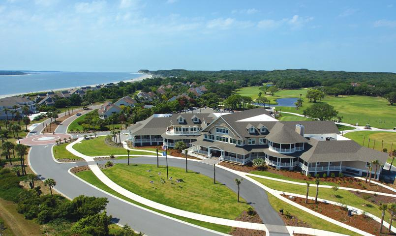 Seabrook Island South Carolina Beach Resort Community
