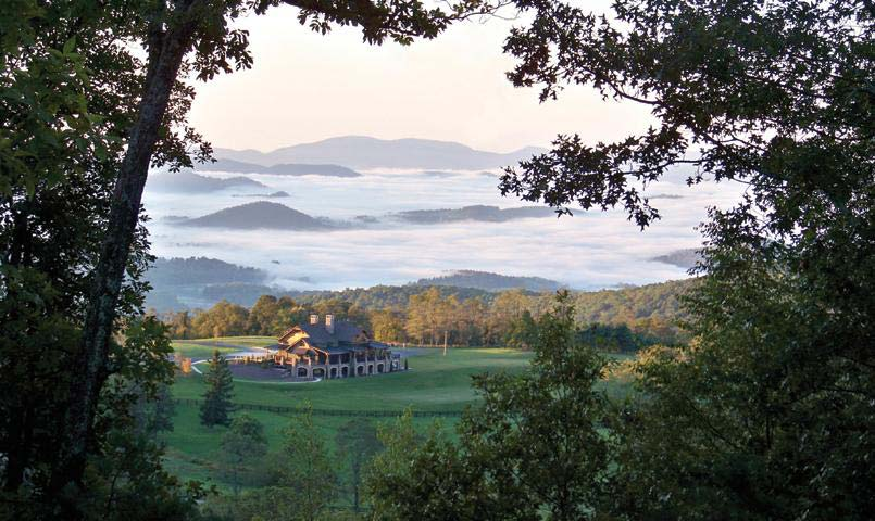 Grand Highlands At Bearwallow Mountain Hendersonville Nc