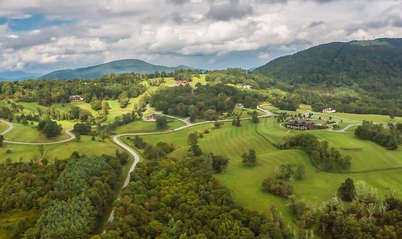 Grand Highlands At Bearwallow Mountain Hendersonville Nc