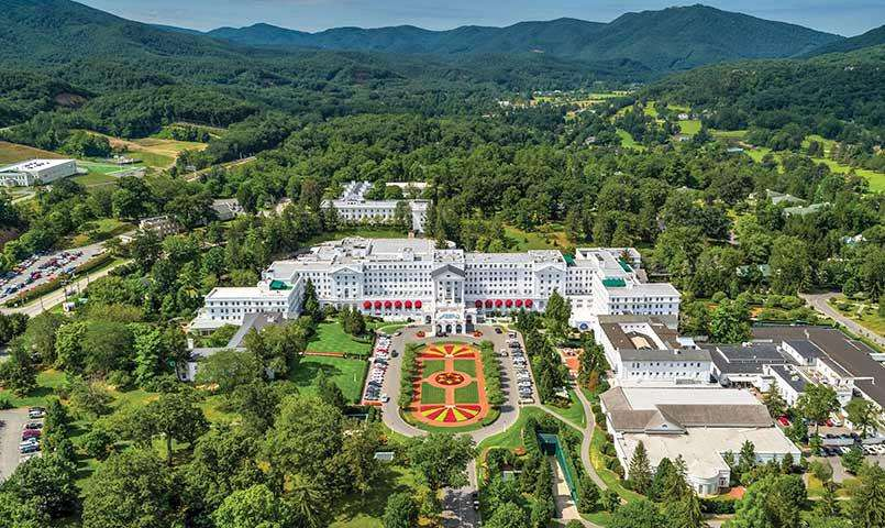 The Greenbrier Sporting Club | West Virginia Mountain Community