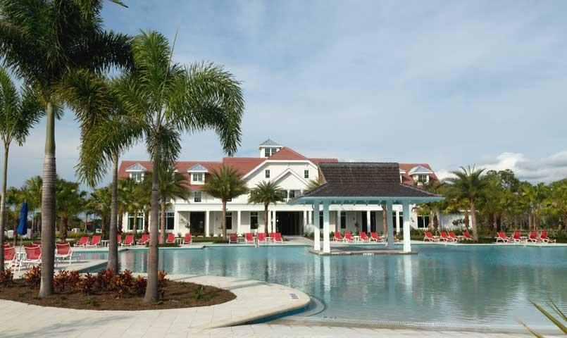 The Isles Of Collier Preserve Naples Florida Gated
