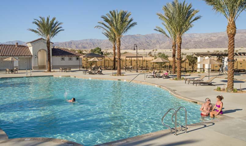 Coachella Valley 55 Communities K Hovnanian S Four Seasons At Terra Lago