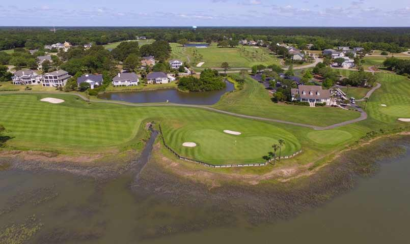 Kiawah River Estates Gated Golf Community In Johns