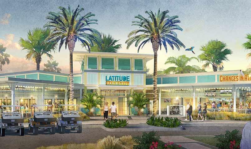 Latitude Margaritaville Hilton Head | 55+ Jimmy Buffett Retirement