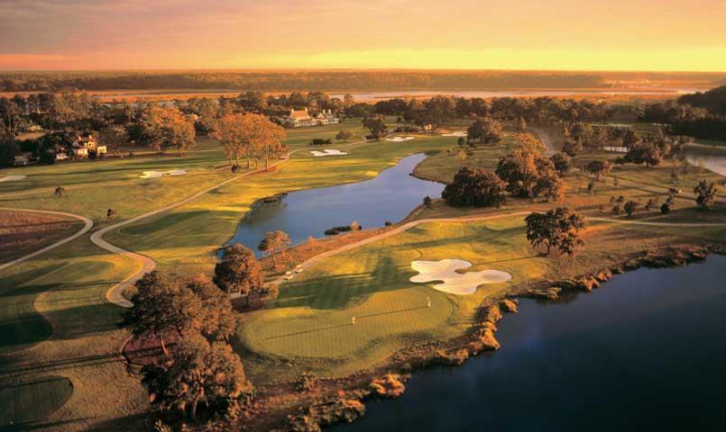 Oldfield Club Gated Golf Community In Okatie South Carolina