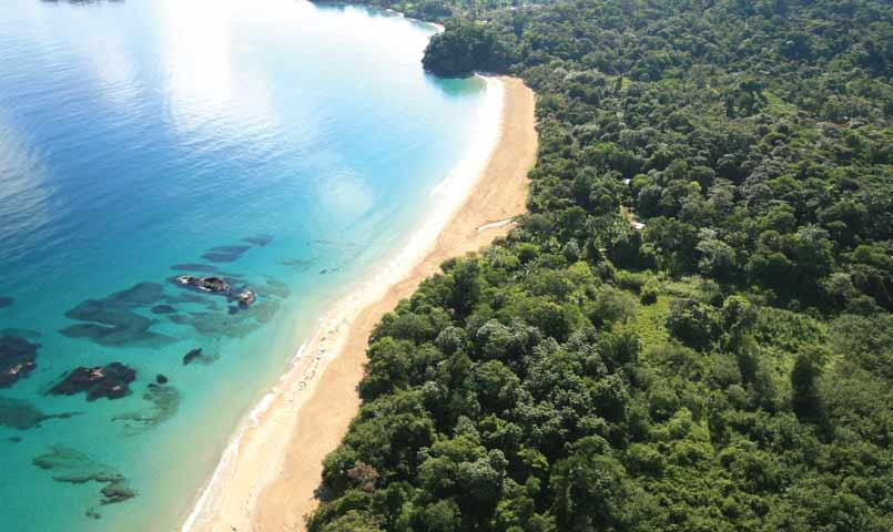 Red Frog Beach Island Resort Certified For Its: Red Frog Beach Island Community In Bocas Del Toro, Panama