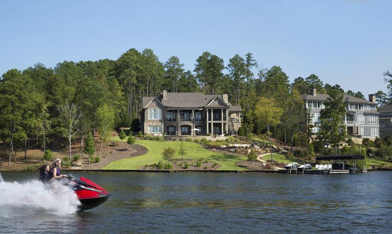 Reynolds Lake Oconee Gated Golf Community On Lake Oconee Ga