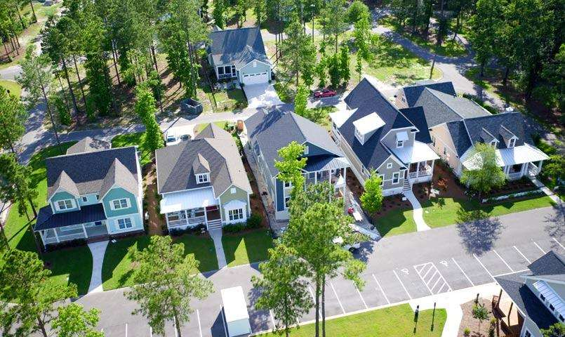 River Bluffs Waterfront Gated Community In Wilmington Nc