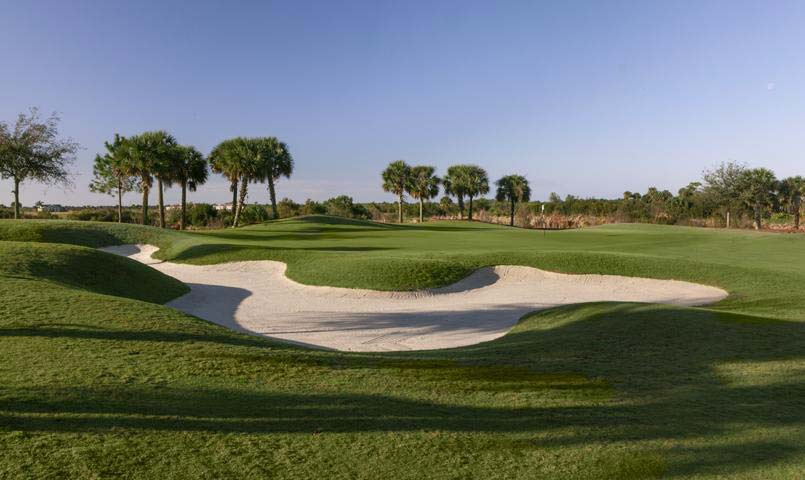 Sarasota National Golf Community In Venice Florida