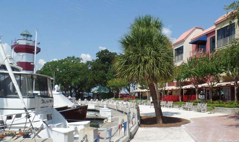 Sea Pines Resort And Golf Community Hilton Head Island Sc