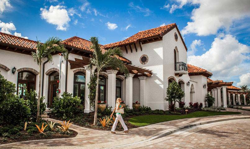 Talis Park Gated Golf Community In North Naples Florida