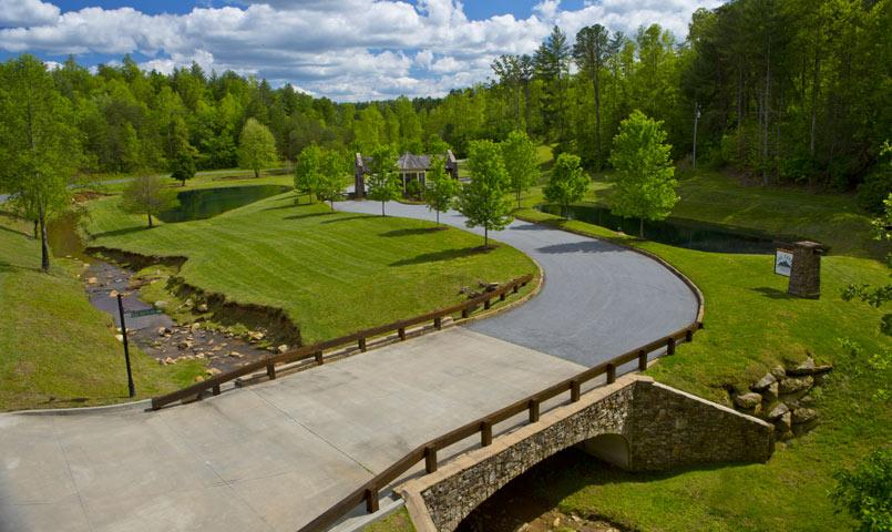 The Coves Mountain River Club | Gated Mountain Community in
