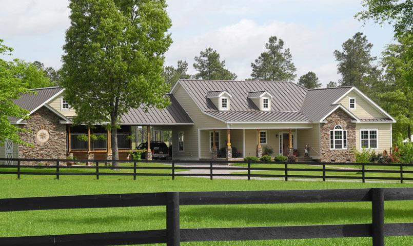 Three Runs Plantation Equestrian Community In Aiken