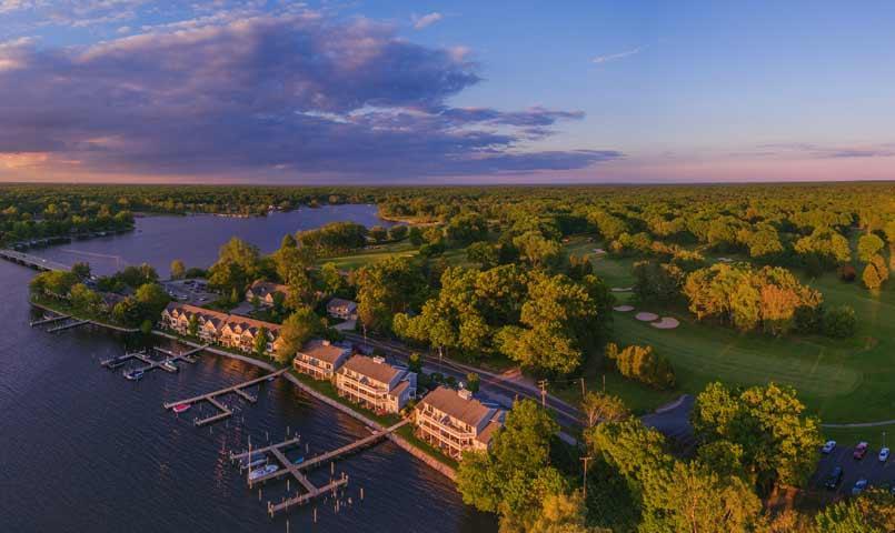 The Villas At Spring Lake Country Club