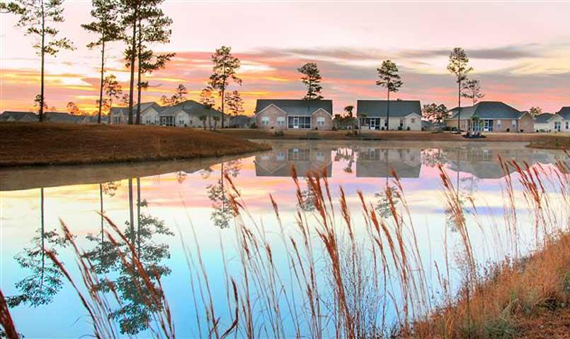 Waterford Of The Carolinas Gated Community In Wilmington Nc