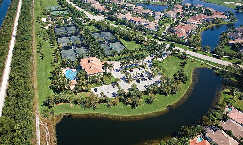 Heron Bay Gated Golf Community In Coral Springs Florida