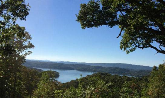 Grande Vista Bay is nestled alongside seven miles of shoreline on Watts Bar Lake in the foothills of Great Smoky Mountains.