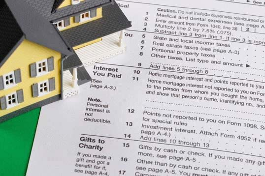 Vacation Home Taxes